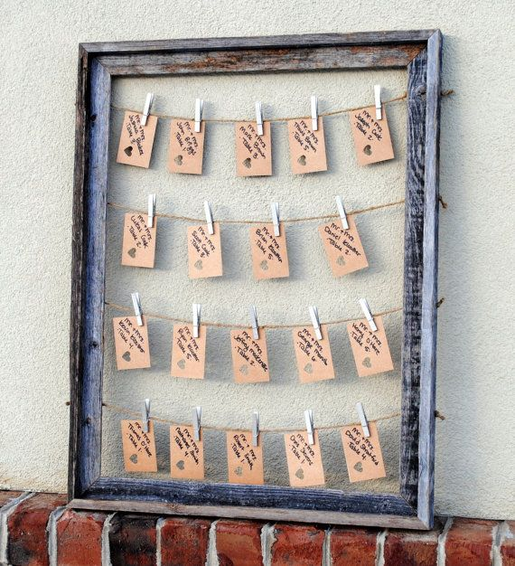Multiple Picture Frame Barn Wood Rustic by TheMountainBluebird