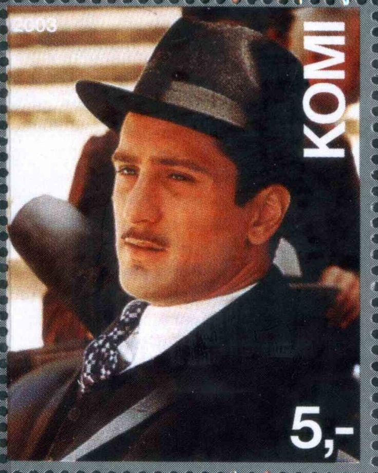 Stamp: Actors (Cinderellas) (Komi, Russia) Col:KM 2003-03/4