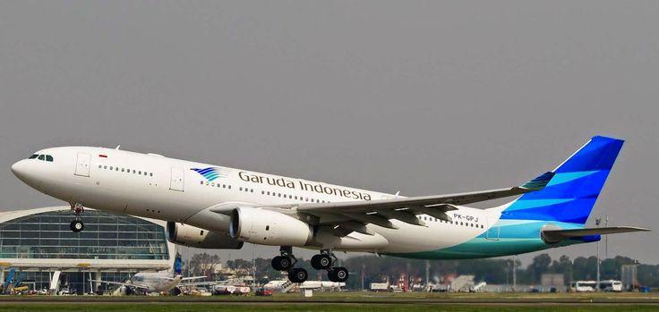 10 Maskapai Penerbangan Indonesia Terbaik
