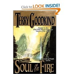 Soul of Fire, the fifth book in the Sword of Truth series