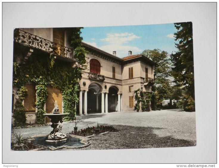 Varese - VARESE . Gazzada Schianno - Villa Cagnola Istituto Superiore di Studi Religiosi