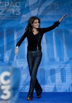 Sarah Palin at Conservative Political Action Conference. 2013.