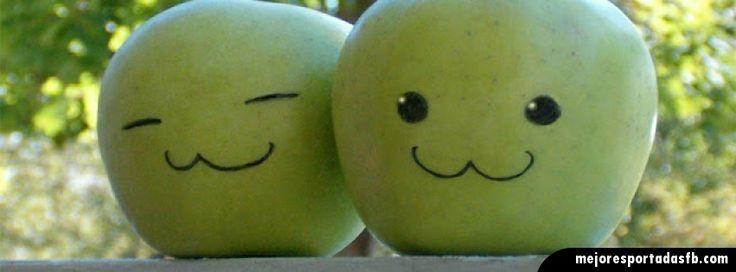 Manzanas Enamoradas Portadas de Perfil Facebook