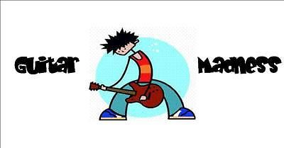 GuitarMadnessGuitarMadness eBay Store
