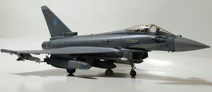 Eurofighter Typhoon 1/72 Revell