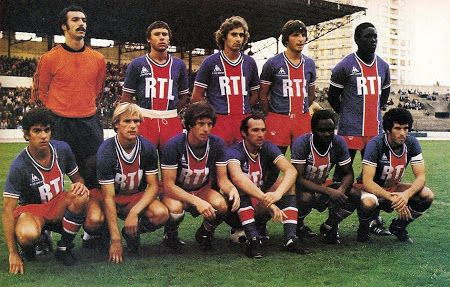 PSG 1977-78.