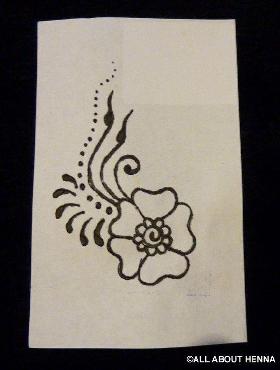 Printable Henna Tattoo Designs: Henna Designs Easy, Henna Tattoo Stencils