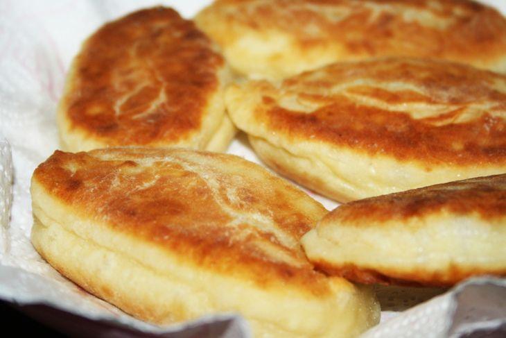 Творожные пирожки с индейкой рецепт с фотографиями