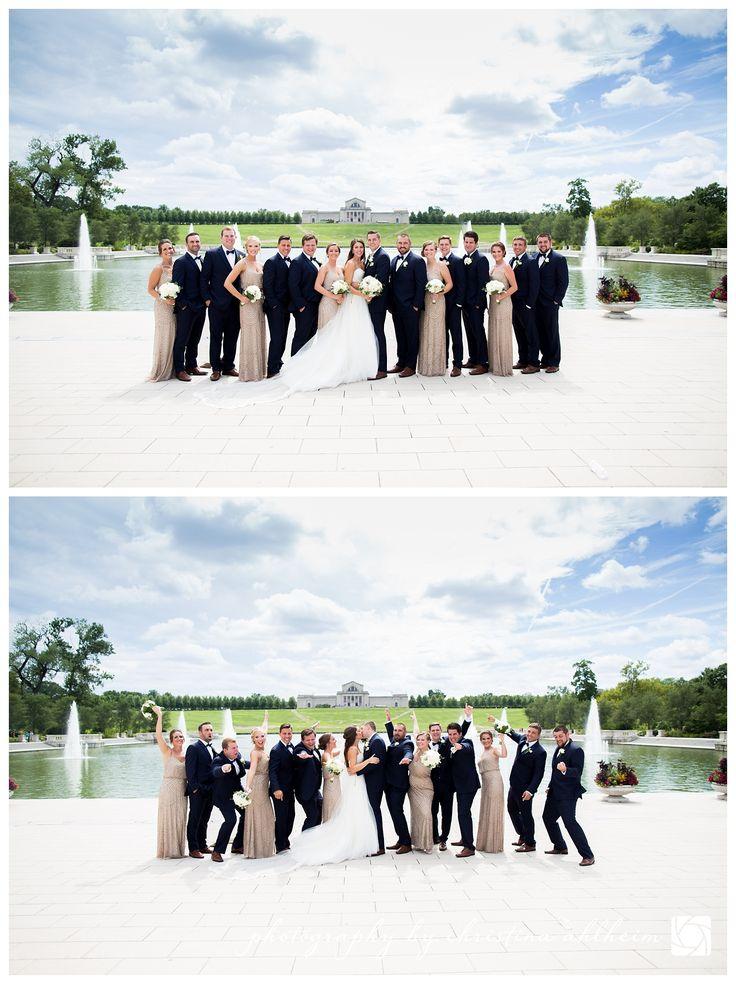 ©Christina Ahlheim | Charisma Photography | Forest Park | Grand Basin | Art Museum | St. Louis Wedding Photographer | #saintlouisweddingphotographer #stlouisweddingphotographer #stlweddingphotographer #stlweddings #forestpark #grandbasin #artmuseum