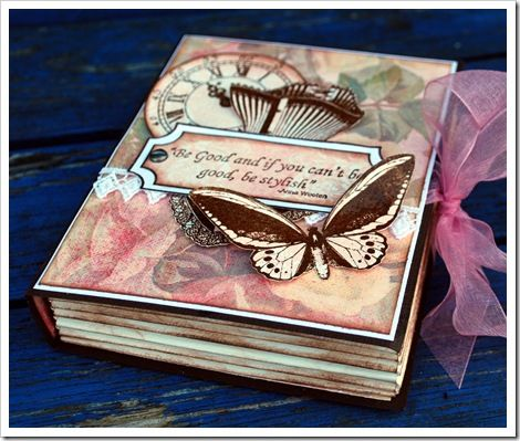 Box in the shape of a Book which can be used for storage or can carry a gift for a friend.