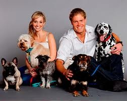 bondi vet. my goal is to be able to work with them one day :D