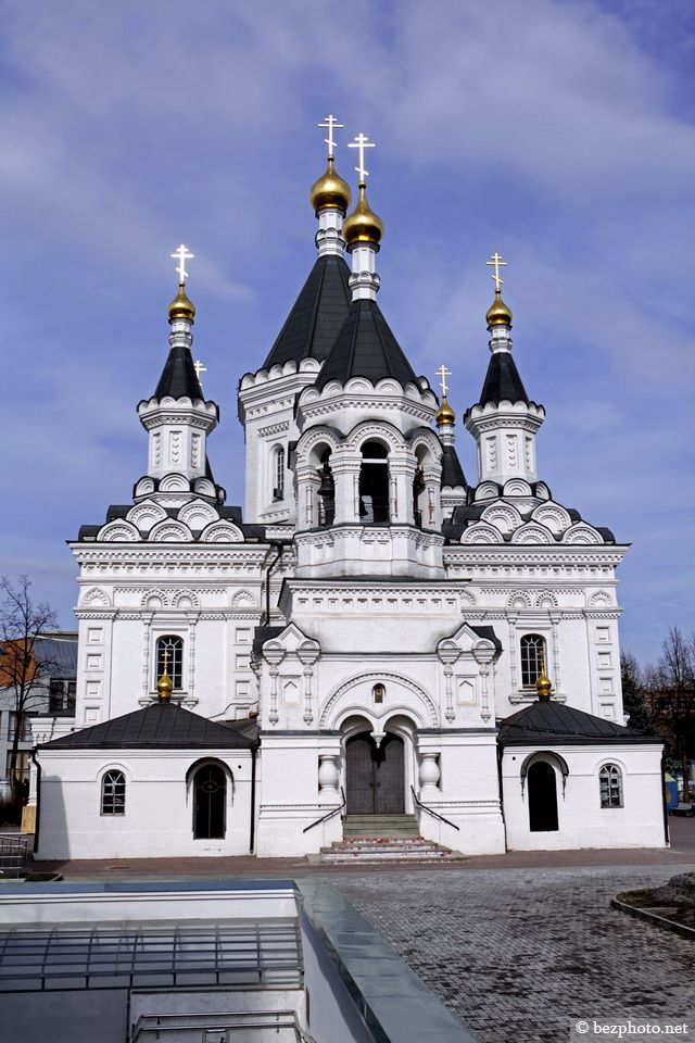 Church of Archangel Michael of the university clinics, Moscow