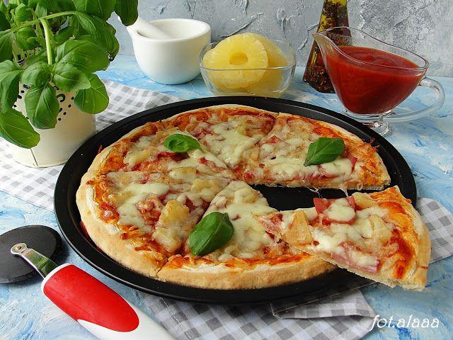 Ala piecze i gotuje: Pizza
