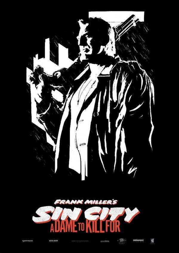 """Primeiros cartazes do filme """"Sin City 2: A Dama Fatal"""" http://cinemabh.com/imagens/primeiros-cartazes-do-filme-sin-city-2-a-dama-fatal"""