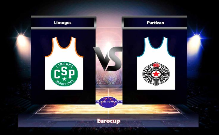Limoges-Partizan Oct 31 2017 Eurocup Will Limoges be able to beat the Partizan team in an home match Limoges-Partizan Oct 31 2017 ? In the previous 5 performances on the platform Limoges has won 2 victories and In the last 5 performances in an away Partizan has won 3 wins.   #Axel_Bouteille #basketball #bet #Brian_Conklin #CSP_Limoges #Danny_Gibson #Djoko_Salic #Eurocup #forecast #Josh_Carter #Kenny_Hayes #KK_Partizan #Limoges #Marko_Cakarevic #Mihajlo_Andric #Mouhammadou