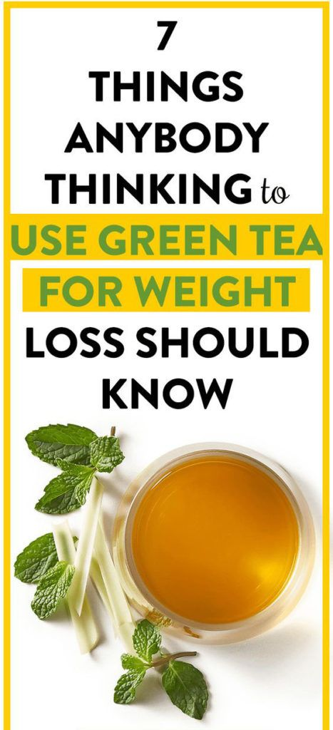 7 Important Things That Everybody Should Know About Of Green Tea Which Uses For Weight Loss – Medi Idea