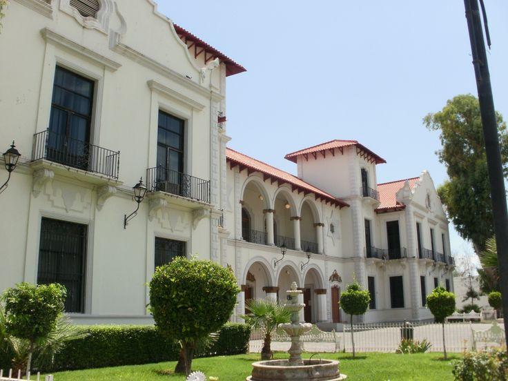 Palacio Municipal de Magdalena de Kino.