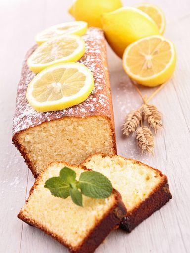 Cake moelleux au citron (presque comme celui du Café Pompom) - Recette de cuisine Marmiton : une recette