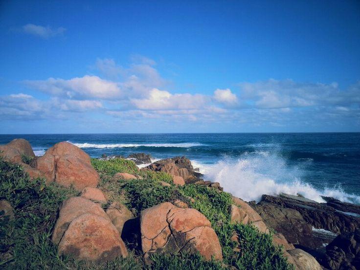 Lucien beach...Manaba..South Coast, KZN. South Africa.