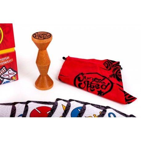 Piątek, piąteczek, piątunio:) i dłuuuugi weekend:)   Kochamy i to do kwadratu:)    80 kart, totem, 2-10 graczy od lat 7.     Towarzyska gra planszowa Jungle Speed, w której liczy się zręczność, spostrzegawczość i szybkość!    Łapiąc drewniany Totem jak najszybciej pozbądź się kart.    Nie chcemy podpowiadać kto zwycięża w grze:)  Miłego dłuuugiego weekendu:)    http://www.niczchin.pl/gry-edukacyjne-dla-dzieci/3740-gra-jungle-speed.html    #grajunglespeed #gratowarzyska #graplanszowa…