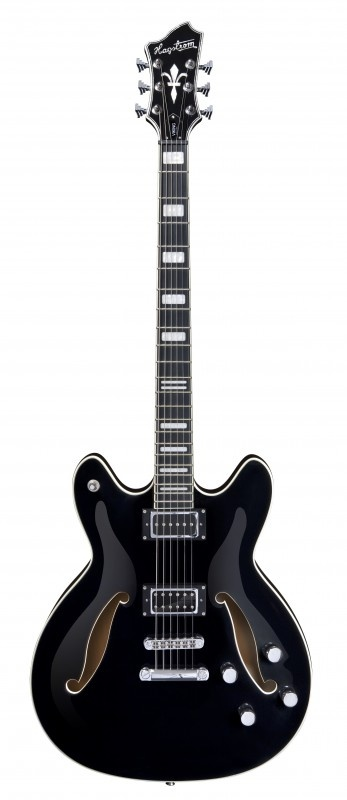 Hagström Viking Baritone. Most beautiful baritone guitar ever.