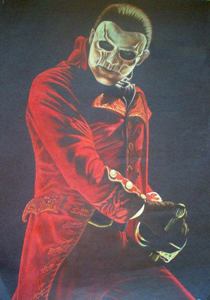 'Red Death' Phantom