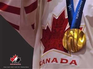 winter olympics 2010....Canada gold