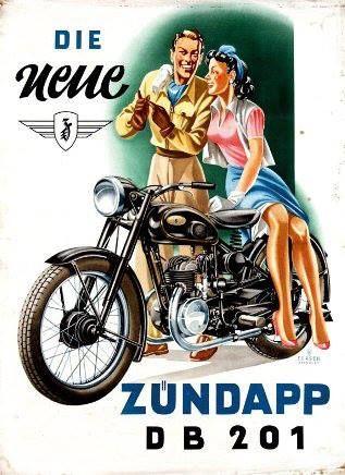 Zundapp DB 201