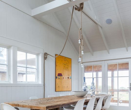 Best 25+ Nautical Lighting Ideas On Pinterest