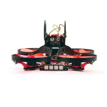 Eachine Aurora 90 90mm Mini FPV Racer BNF w/ F3 OSD 10A BLheli_S Dshot600 5.8G 25MW 48CH VTX Sale - Banggood.com