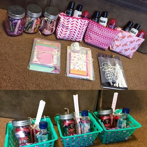 DIY Easy and Cheap Bridal Shower Prizes