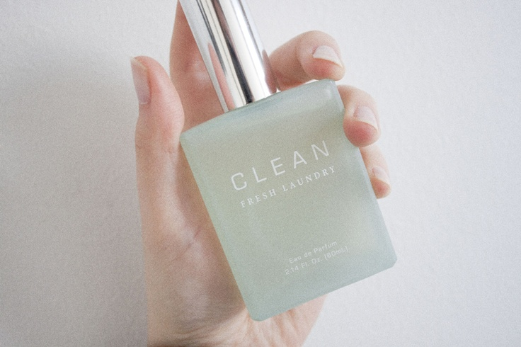 My Clean perfume <3 #clean #perfume #freshlaundry
