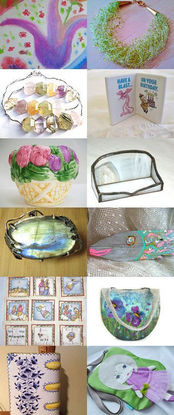 Have a Blast Shopping here!  by Maria and  Mimi on Etsy--Pinned with TreasuryPin.com