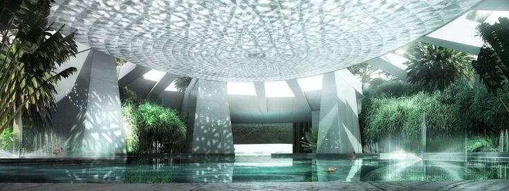 Destination SPA & Resort / Oppenheim Architecture