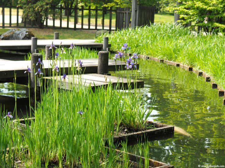 Japanese Garden of Hasselt, Belgium