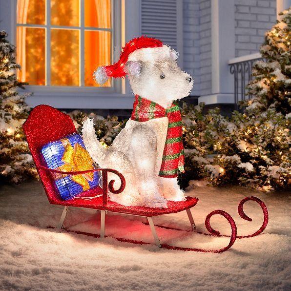 Favorite 242 best Outdoor Christmas Decorations images on Pinterest  SE72