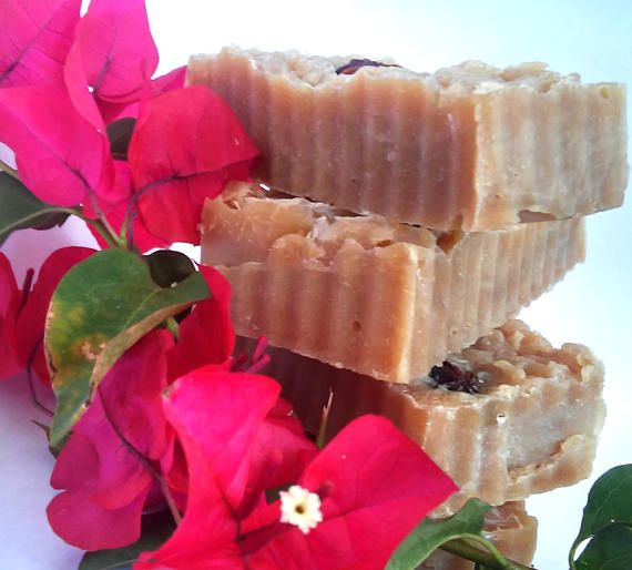 Patchouli Soap Homemade Soap Handcrafted Soap Cocoa butter