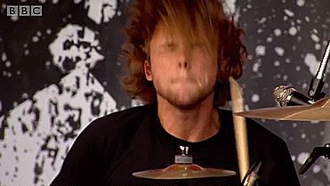 Ashton drumming appreciation post. I can't even start to explain how much I love this