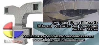 Light Group Indonesia: EFESIENSI DUCTING DAN PENGGUNAANNYA UNTUK KESTABIL...
