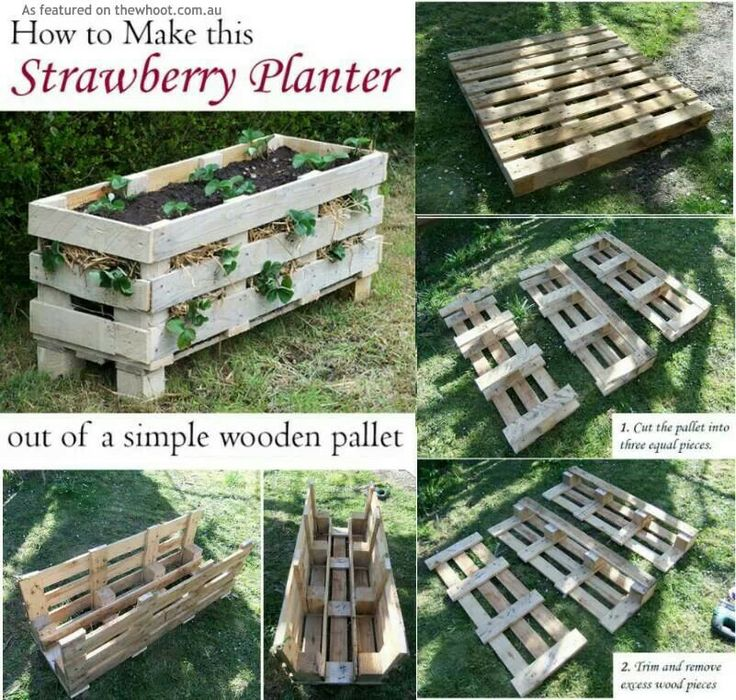 Strawberry Garden Ideas creative diy ideas for growing strawberries on small garden or yard Find This Pin And More On Strawberry Garden Ideas