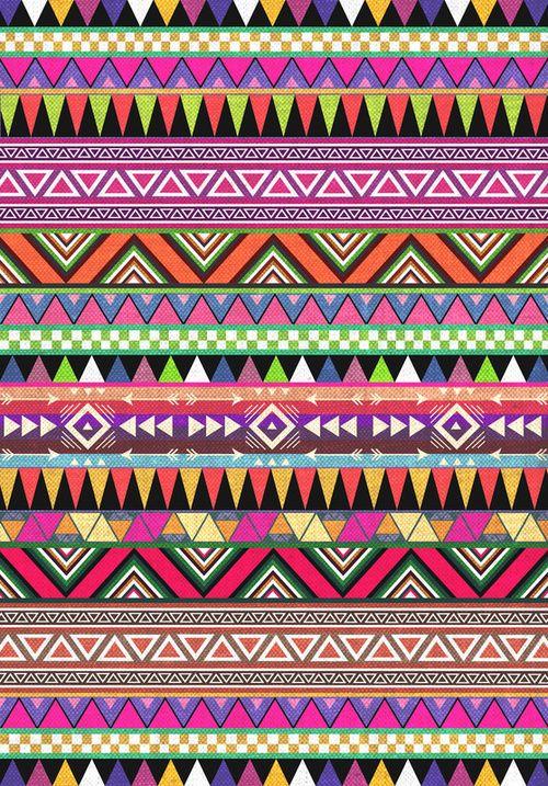 Dare to Dream: Inspirational Monday: Aztec-print