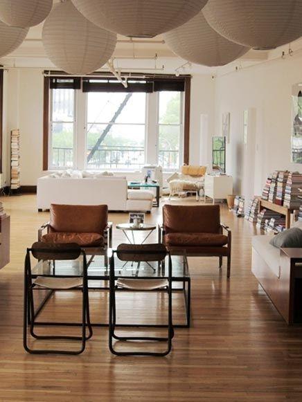 houten vloer loft - Google zoeken