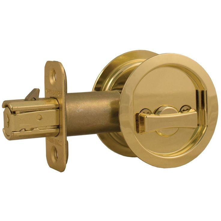 Vintage Pocket Door Locks
