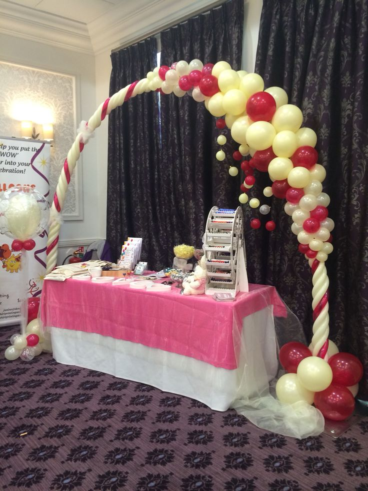 Balloon arch Balloon ArchBalloon IdeasBalloon DecorationsBalloon