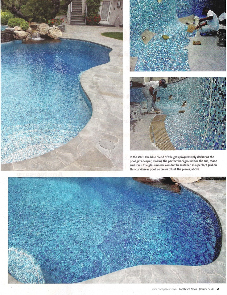 12 best images about tiled pool on pinterest piece of for Show pool status not found