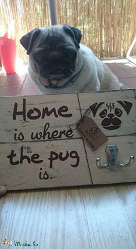 Egyedi feliratos póráztartó, Otthon, lakberendezés, Állatfelszerelések, Kutyafelszerelés, Meska