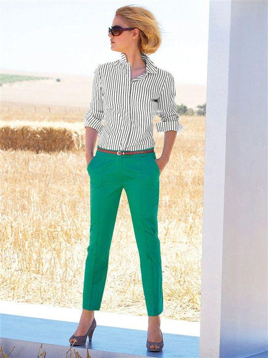 Les 25 meilleures id es concernant pantalon jaune tenue - Avec quelle couleur associer le beige vetement ...