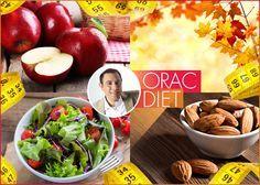 Φθινοπωρινή Δίαιτα Orac από τον Δημήτρη Γρηγοράκη: Χάσε κιλά και το περιττό λίπος!