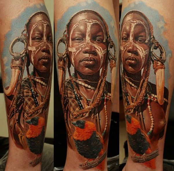 No exaggeration. Possibly the best tattoo artist I have ever seen ...