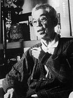 Futaro Yamada, autor de lLs ninjas de kôga http://www.quaterni.es/producto/los-ninjas-de-koga-y-su-codigo-secreto/